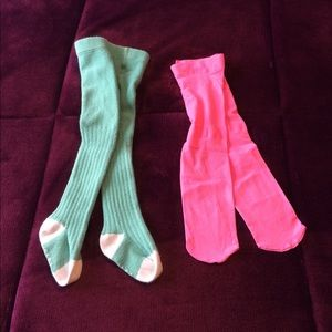 Mini Boden Baby Tights